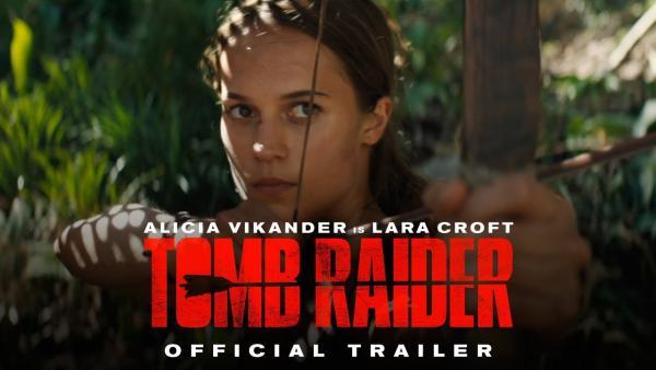 Embedded thumbnail for Ilyen lesz Alicia Vikander, mint Lara Croft
