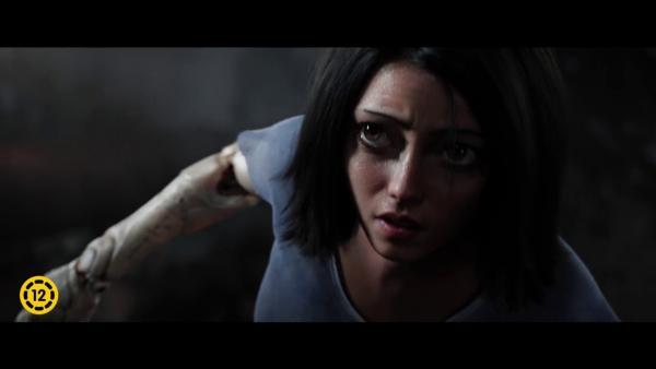 Embedded thumbnail for Alita: A harc angyala - animáció és film
