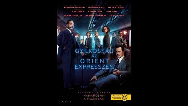 Embedded thumbnail for Gyilkosság az Orient expresszen előzetes